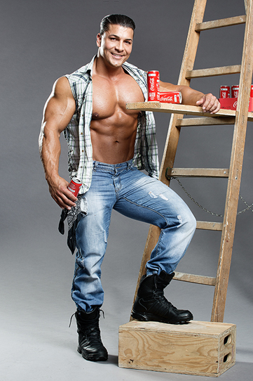 Stripper als Handwerker - Hamburg-Dreamboys.com