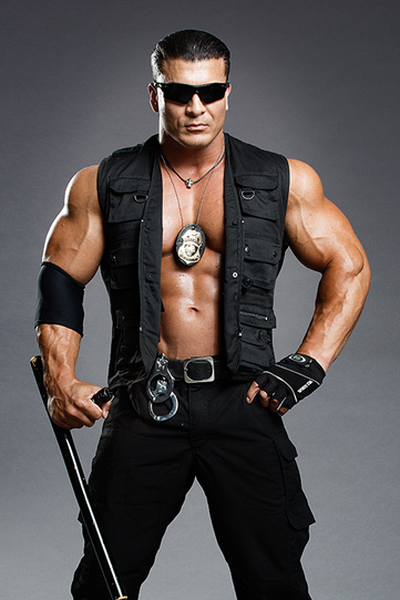 Stripper als Polizist (US-Cop) - Hamburg-Dreamboys.com